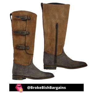 NWT Free People Faryl Robin Bruna Boots Size 7